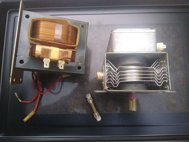 Megnetron e Trafo de microondas Panasonic - Foto 3