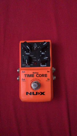 DELAY NUX TIME CORE