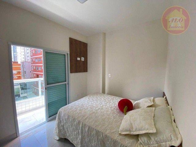 Apartamento com 2 dormitórios à venda, 70 m² por R$ 359.000 - Tupi - Praia Grande/SP - Foto 13