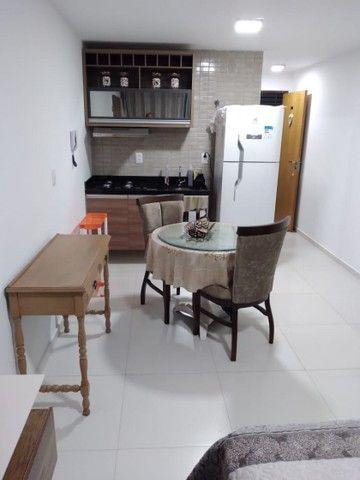 Apartamento à venda com 1 dormitórios em Bancários, João pessoa cod:008433