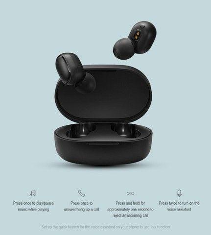 Fone Airdots Mi True Earbuds Basic 2 Original Xiaomi - Foto 2