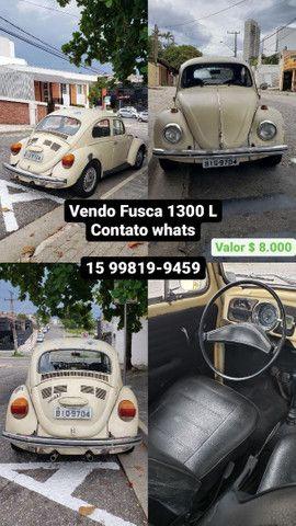 Fusca 1300L 1976 - Foto 6