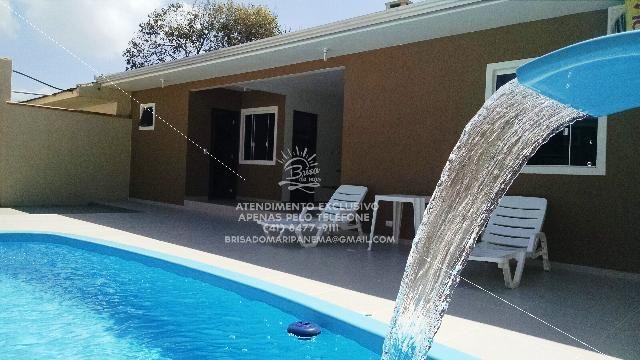 Casa com piscina e ar condicionado em Ipanema - Foto 4