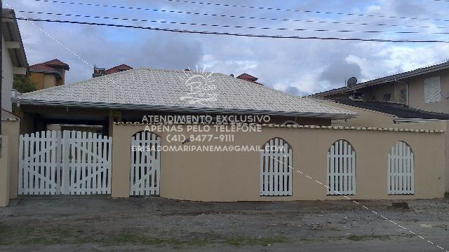 Casa com piscina e ar condicionado em Ipanema - Foto 3