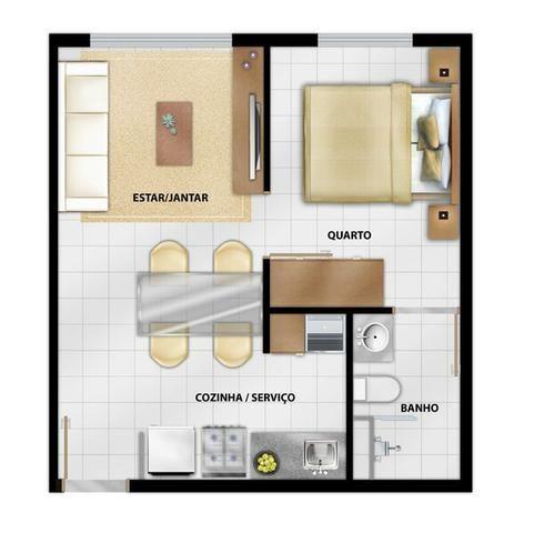 Ótimo apartamento na Samambaia !! QR 401