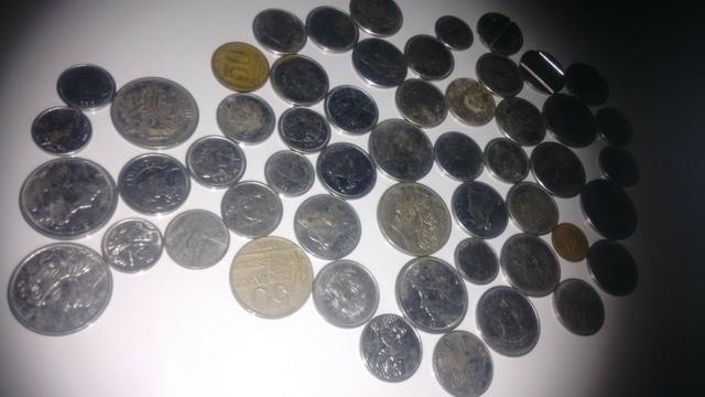 Vendo coleção moedas antigas