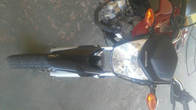Vendo moto pra interior