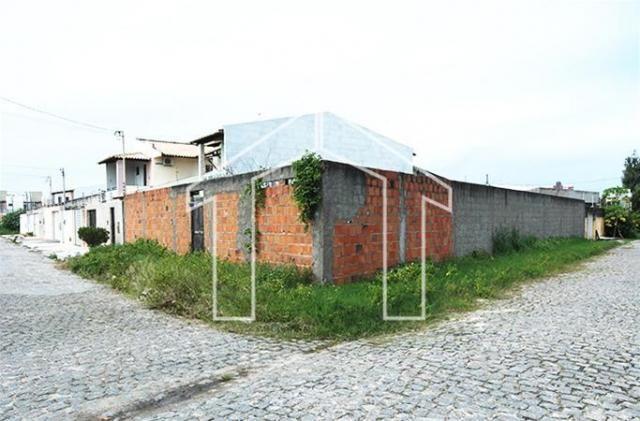 Excelente Terreno à venda na Atalaia, completamente murado medindo 298 m2 em uma excelente
