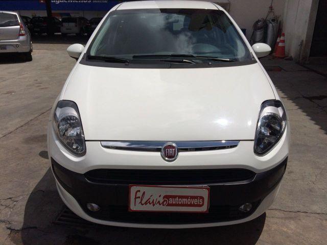 Fiat Punto 2014 Atrative Completo