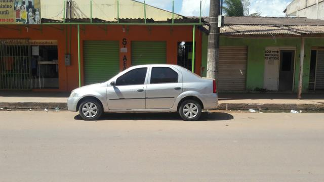 Vendo carro Logan 1.0 ano 2008