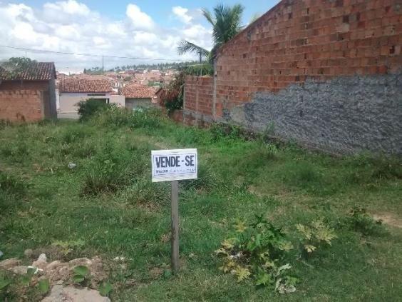 Terreno em Itaporanga (Loteamento Santo Antonio)