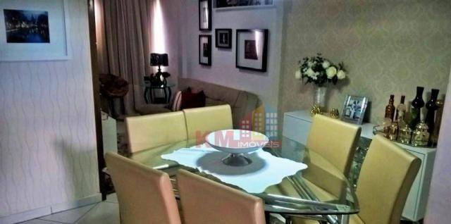 Vende-se apartamento semi-mobiliado no Residencial Tom Jobim