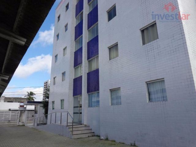 Apartamento residencial à venda, Liberdade, Campina Grande.