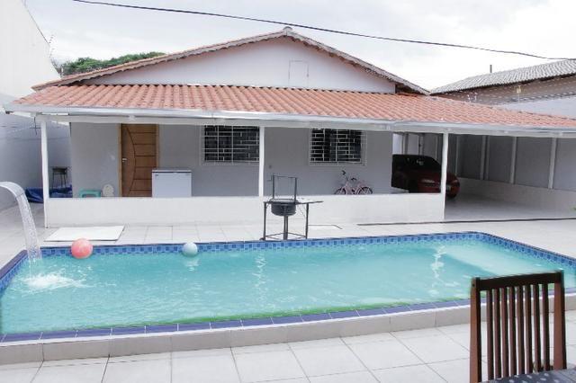 Espaço para festas e eventos com som ambiente, piscina aquecida, freezer, Bairro Cardoso I - Foto 8