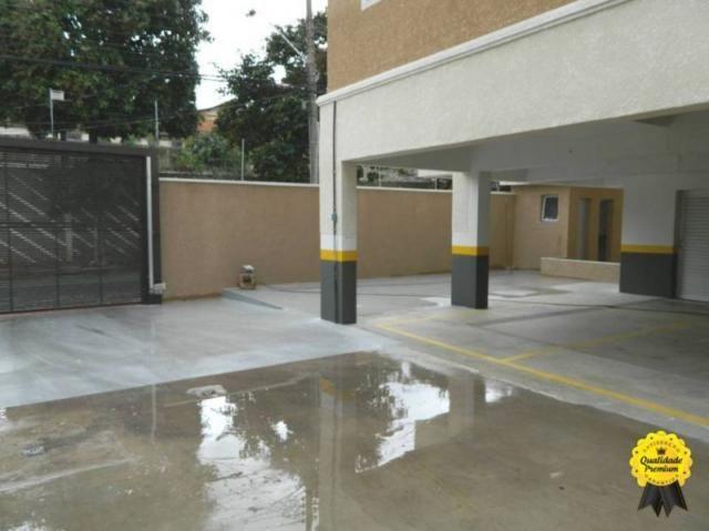 Apartamento à venda com 3 dormitórios em Nova granada, Belo horizonte cod:2292 - Foto 7