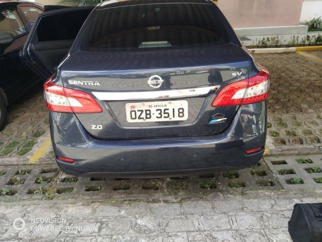 Nissan Sentra SV, Completo, Com 45KM, Bem Conservado