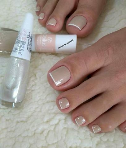 ALONGAMENTO de unhas manicurecure e pedicure adomecilio desaigne de sobrancelha - Foto 3