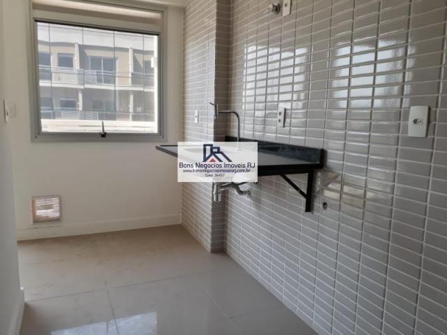 Apartamento para Venda em Rio de Janeiro, Barra da Tijuca, 2 dormitórios, 1 suíte, 2 banhe - Foto 4