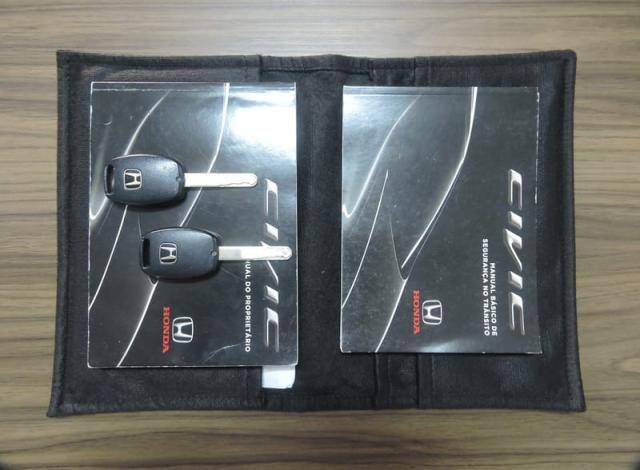 HONDA CIVIC LXS 1.8 16V FLEX AUTOMATICO - Foto 11