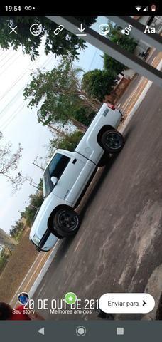 Vendo S10 2008 colina diesel! - Foto 4