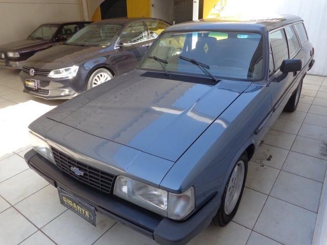 Chevrolet GM Caravan Cinza