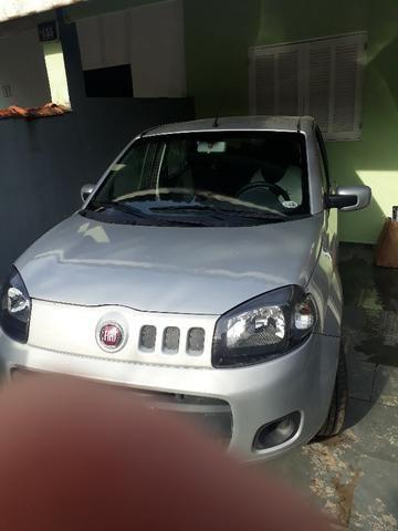 Fiat Uno Vivace 1.0 / 4 portas 2016 Ar. Cond Dir. Hidráulica R$ 24.500,00 - Foto 6