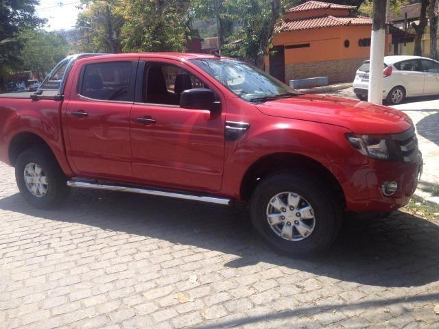 Ranger XLS 2.5 GNV 5 Geração - Único Dono - Consigo Financiamento - 2013