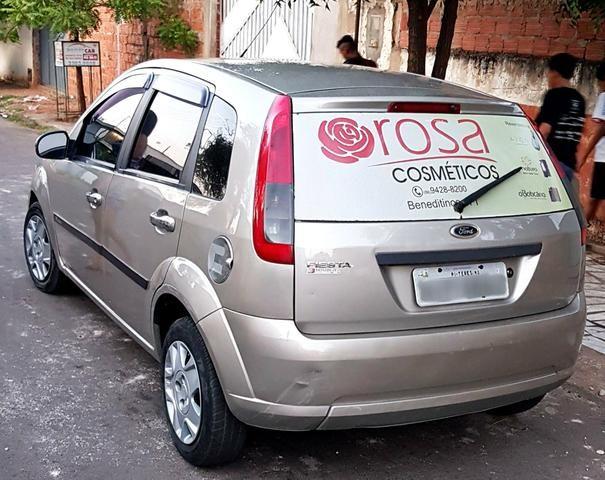 Fiesta 1.0 completo em dias (preço negociável) - Foto 3