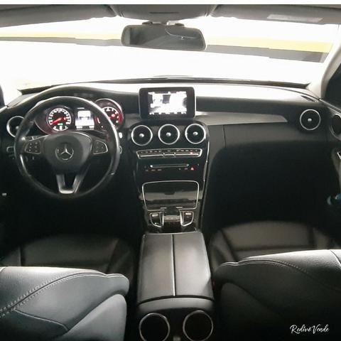 Mercedes Bens C180 1.6 CGI Estate Avantegarde 16V Turbo Gasolina 4P Automático - Foto 8