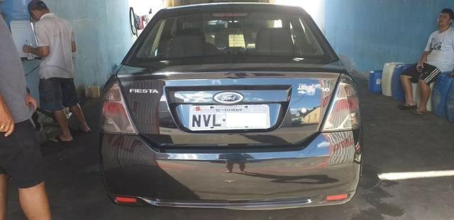 Vendo Ford Fiesta Sedan 2012 1.6 - Foto 7