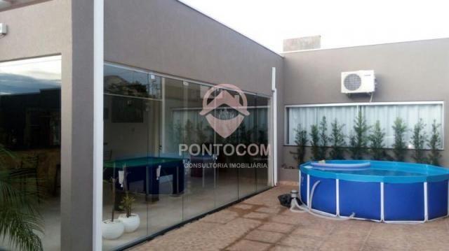 Casa à venda com 2 dormitórios em Residencial borboleta 3, Bady bassitt cod:270 - Foto 7