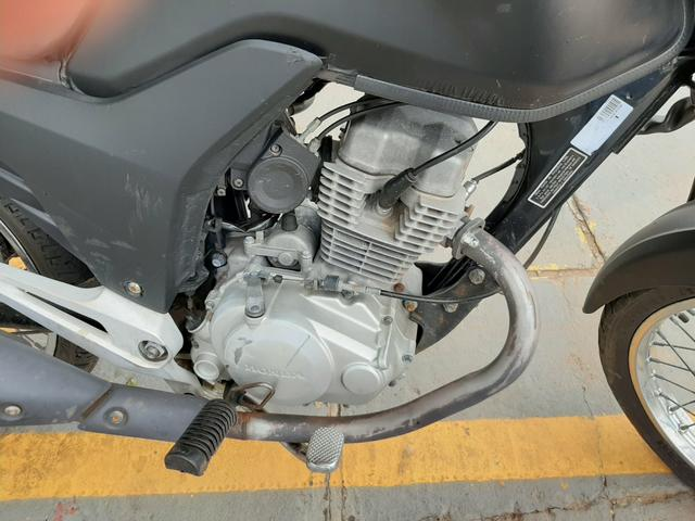 Moto Honda Start 150
