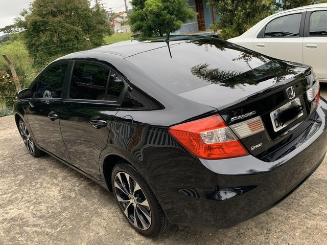 Civic lxr 2.0 16v aut 2015 r$ 58.000,00 - Foto 3