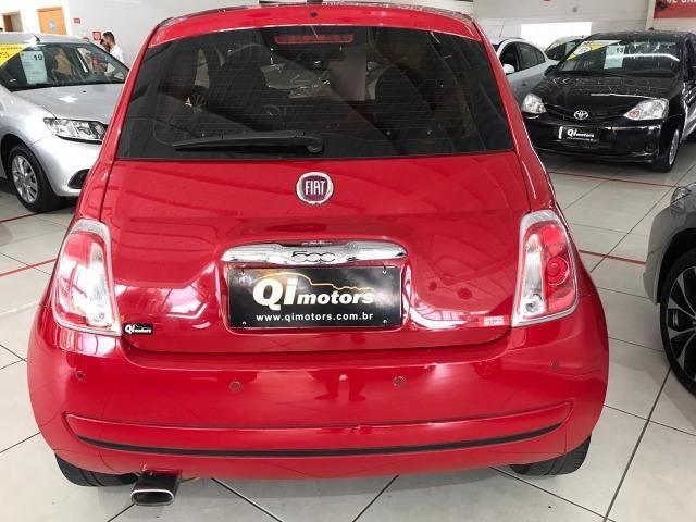Fiat 500 Cult 1.4 Evo Flex 2015 38 mil km (Sport) - Foto 8