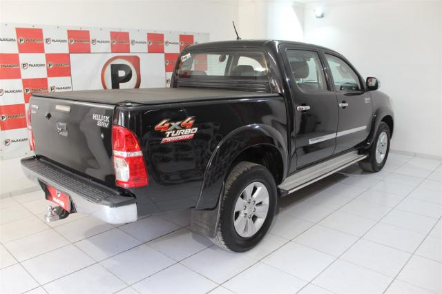 TOYOTA HILUX 2013/2014 3.0 SRV TOP 4X4 CD 16V TURBO INTERCOOLER DIESEL 4P AUTOMÁTICO - Foto 3