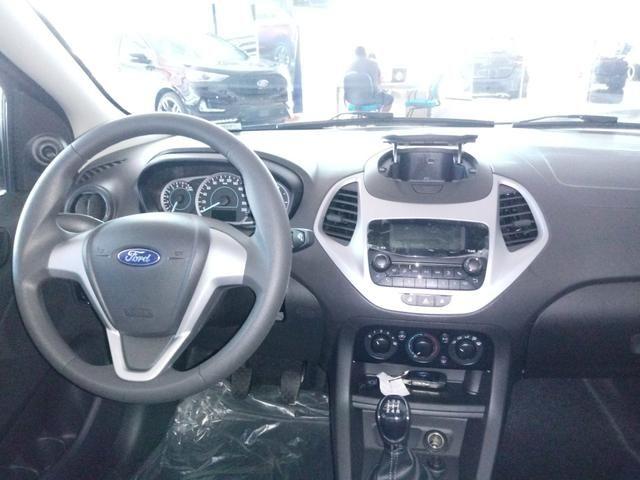 Ford Ka SE 1.0 12v Flex 2020 0km - Foto 3