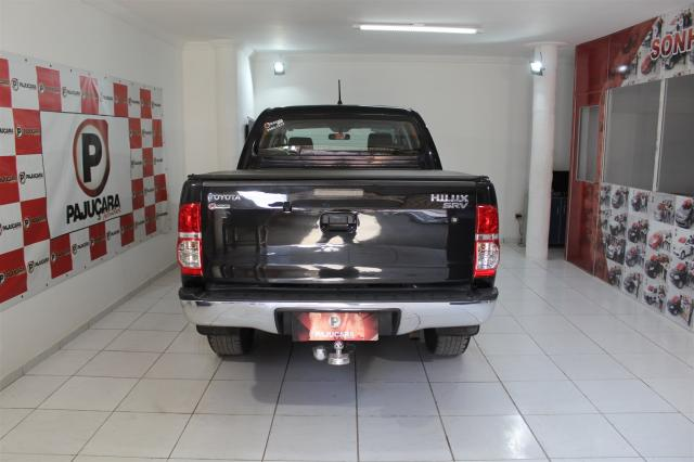 TOYOTA HILUX 2013/2014 3.0 SRV TOP 4X4 CD 16V TURBO INTERCOOLER DIESEL 4P AUTOMÁTICO - Foto 5