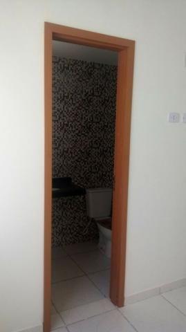 Apartamento duplex, quadra do mar, 3 quartos (duas suítes) - Foto 9