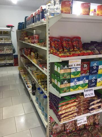 Mercado pequeno completo/alugo Ponto - Foto 5