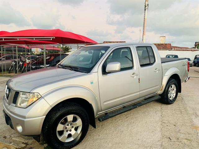 NISSAN FRONTIER 2010/2011 2.5 XE 4X4 CD TURBO ELETRONIC DIESEL 4P MANUAL - Foto 3