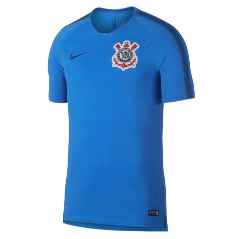 559339bfb0 Camisa Corinthians SP treino Azul tam  m-g-gg - Esportes e ginástica ...