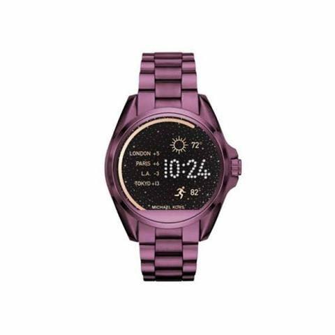 a03f0690c5d4d Smartwatch michael kors roxo - Celulares e telefonia - Vila Bruna ...