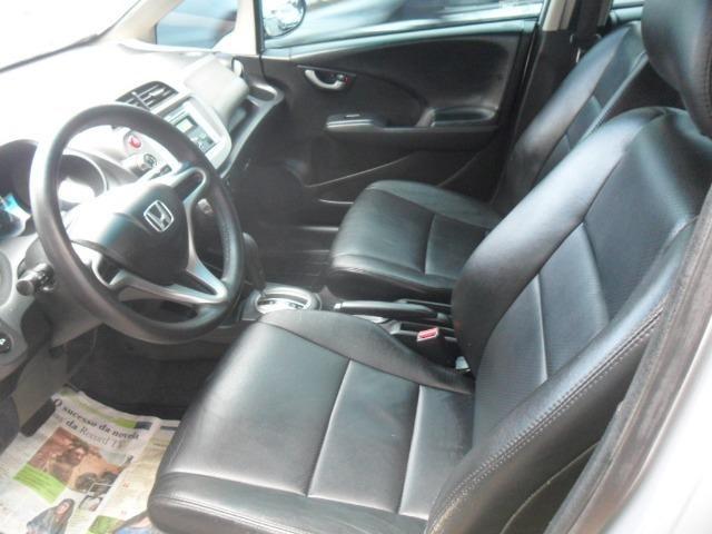 Honda Fit Lx 1.4 câmbio automático 12/13, conservado. Vende/troca/financia - Foto 7