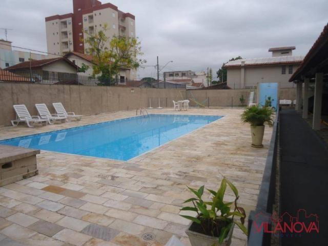 Apartamento com 3 dormitórios à venda, 80 m² por r$ 280.000,00 - jardim das indústrias - s - Foto 13