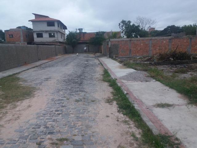 Terreno lagomar medindo 200 m² pronto para construir facilito entrada - Foto 5
