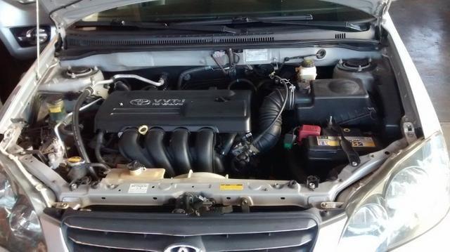 Toyota Corolla Fielder 1-8 Automático Couro Multimidia 2006 - Foto 14
