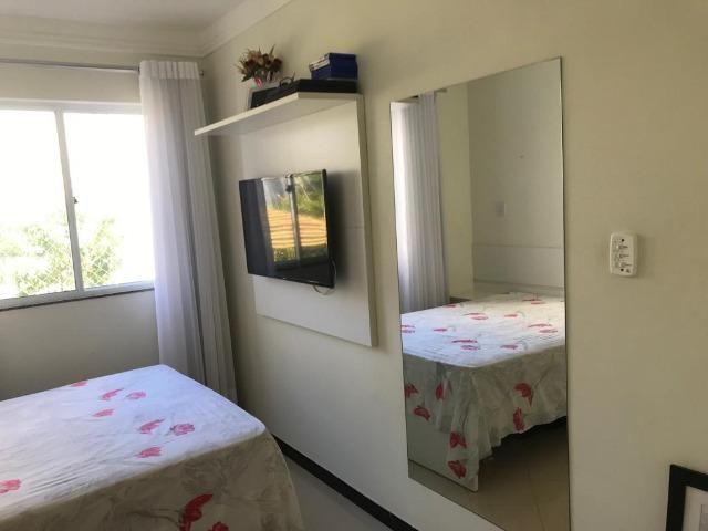 Apartamento Bosque da Aldeia 2 quartos 56m² Reg. Lauro de Freitas / Estrada do Coco - Foto 3