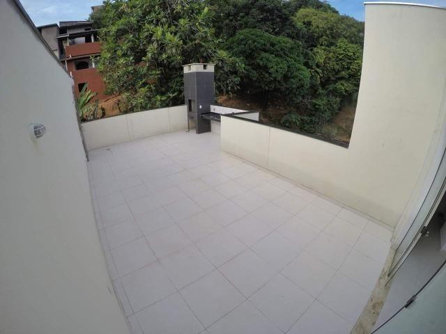 Cobertura em Ipatinga, 3 qts/suíte, Área gourmet, 208,76 m², Elev., 2 vgs. Valor 480 mil - Foto 19