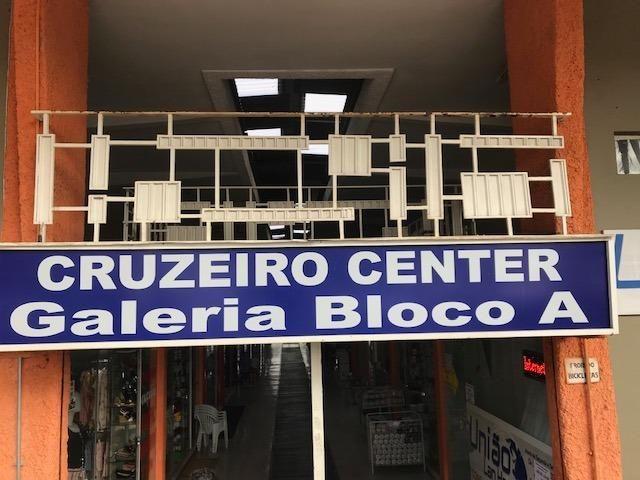 Oportunidade loja Excelente Cruzeiro em frente a Epia