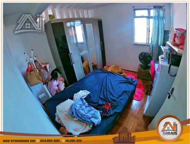 Vendo apartamento 3 quartos no bairro Benfica - Foto 13